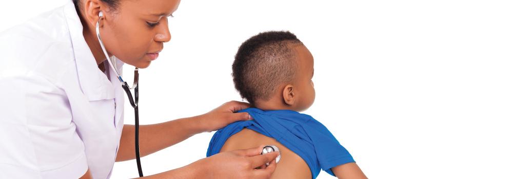 Childhood wellbeing & common illnesses - Children aged 0 - 5
